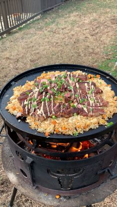 Mexican Food Recipes, Beef Recipes, Cooking Recipes, Healthy Recipes, Beef Dishes, Food Dishes, Cuisines Diy, Summer Grilling Recipes, Fire Cooking