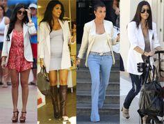 white blazer in so many ways