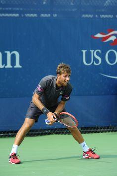 Sergio Tacchini - atleti - Martin Klizan - US Open 2015