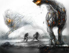 Intrusion by MattBarley.deviantart.com on @DeviantArt