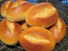leckere Frühstücks-Sonntags-Brötchen   kochen & backen leicht gemacht mit Schritt für Schritt Bilder von & mit Slava