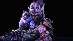 [sfm fnaf sl] Papa ennard (re-upload) by TheRealMrtrap Fnaf 5, Anime Fnaf, Five Nights At Freddy's, Ennard Sister Location, Fnaf Wallpapers, Fnaf Baby, Super Cute Puppies, Freddy 's, Circus Baby