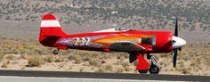 """September Fury"" Unlimited Class Reno Air Races 2012 Sea Fury    #Reno #RenoAirRaces"