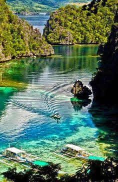 Palawan en FilipinasGoogle+