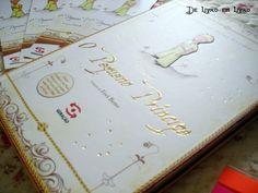 Morrendo de amores por essa edição Luxuosa de O Pequeno Príncipe <3