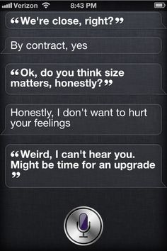 Ridiculous Siri Girlfriend FAILS. Siri can be really funny