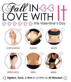 Why Not get your sexy back with the ultimate body applicator from It works, www.loveitthenewyou.itworks.net
