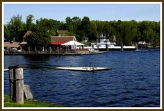 Lake in Essex, NY by lilywhite