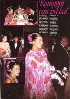 Andrea Casiraghi, Charlotte Casiraghi, Beatrice Borromeo, Grace Kelly, Philippe Junot, Albert Von Monaco, Princesa Carolina, Sweet Caroline, Royal Families