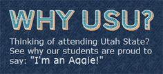 Apply to Utah State University