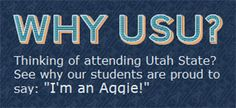 Apply to Utah State University
