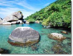 Trindade, Paraty - RJ (Brazil)  Esse recomendo a todos que gostam de uma boa praia..... lugar lindo, maravilhoso!!!