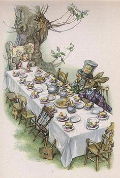 Alice in Wonderland by Libico Maraja, 1953