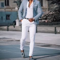 visit our website for the latest men's fashion trends products and tips . Mens Casual Suits, Mens Fashion Suits, Mens Suits, Men's Fashion, Blazers For Men Casual, Fashion Trends, Latest Fashion, Blazer Outfits Men, Casual Outfits