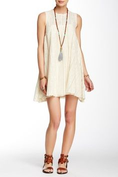 Tu-es-la Lace Mini Dress