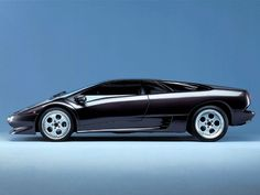 How it all began. Lamborghini Diablo, Triumph Triple, High Performance Cars, Ducati Monster, Car Brands, Car Wallpapers, Sport Bikes, Cool Cars, Dream Cars