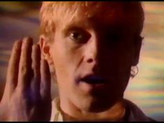 """Tenderness - General Public, new wave rock band of the 80's. this song is from their 1984 album """"All th Rage""""."""