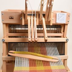 Try Something New: progressing from a rigid heddle loom to a shaft loom – Schacht Spindle Company