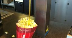 FOOD HACK: Why You Should Butter Your Popcorn with a Straw -