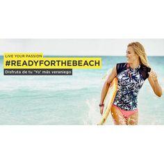 Hola chicas! Felices de anunciaros que nuestra campaña #ReadyForTheBeach ya está online! Este verano sé tu mejor versión y ponte a punto para la playa con tips de belleza y consejos de fitness de Masters de toda Europa! Visita la página en el link de la bio Empezamos!