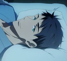 If you didn't ship SouRin before the Hotsprings, then you probably shipped them afterwards. Sousuke Yamazaki #Free!TYM