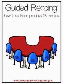Mrs. Wheeler's First Grade Tidbits: Guided Reading 101: Those Precious 20 Minutes