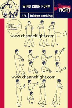 Wing Chun Form-Bridge Seeking 4/6