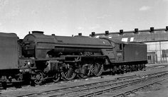 60116 'Hal O'The Wynd' A1 4-6-2 Photo by Roger Smith (Biffo 1944)