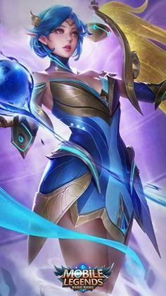 Lunox- Skin Libra Mobile Legends Mobile Legend Wallpaper, Hero Wallpaper, Naruto Wallpaper, Bruno Mobile Legends, Hero Fighter, Best Anime Couples, Alucard Mobile Legends, Moba Legends, The Legend Of Heroes