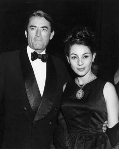 Sadly, Veronique Peck died this week. #RIP The striking French-born patron of the arts was married to the legendary actor, Gregory Peck, for 48 years. #Gorgeous