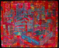 """The Blue City"" by Daphne John"