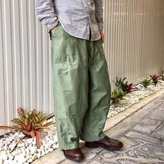 "「Needles」 H.D Pant - Fatigue Color : Olive ¥19,000+Tax ・ 完売となっておりました""H.D Pant""が再入荷致しました。 是非店頭にてご覧下さい。 #nepenthes #nepentheshakata #needlesnepenthes_hakata Hakata, Military Clothing, Harem Pants, Khaki Pants, Eyeglasses, Camo, Men's Fashion, Menswear, Design Inspiration"