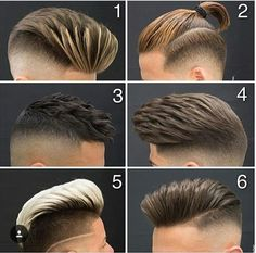 ― Best Barber & Grooming Pageさん( 「Comment down which would you pick?👇🏼 Tag A Friend To Make their day 💈 ✂️ For the best barbering &…」 Hairstyles Haircuts, Haircuts For Men, Hair And Beard Styles, Short Hair Styles, Gents Hair Style, Facial Hair, Hair Today, Hair Trends, Hair Goals