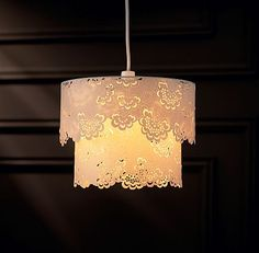 Laser Cut Lamp 13 Asda Home