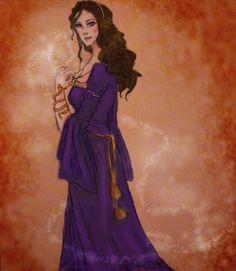 Trianna (Sorceress of du vrangr gata by umaroth on DeviantArt)