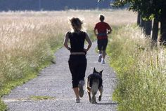 sunshine and exercise