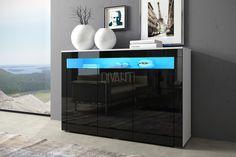 Komoda Sofia Commode Design, Lockers, Locker Storage, Cabinet, Furniture, Transport, Home Decor, Dimensions, Led Strip
