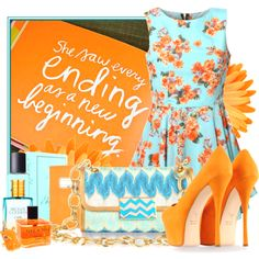 1st day of spring!! This ensemble is perfect!!
