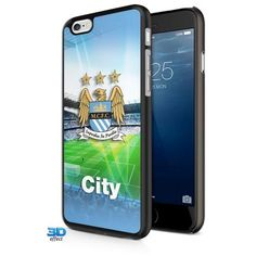 Manchester City F.C. iPhone 6 Hard Case 3D    * iPhone 6 hard case.    * 3D depth technology which truly looks amazing at every angle.    * Protect from bumps and scratches, slim fit.    * Available access to all ports and functions.    * In an official display packet.    * Official licensed product.    * FREE delivery with Porcel Force Worldwide service.    * Booking directly from the United Kingdom, Britain.    * Duration of booking goods arriving from the United Kingdom to world wide for…