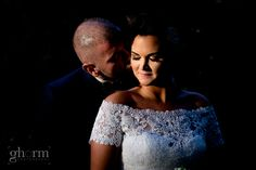 Ghorm Studio Photography, bride and groom in the evening sun. Donegal Wedding photographer, Tyrone wedding photographer, Jacksons Hotel Donegal