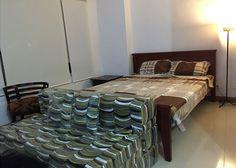 Mactan Island Luxury Studio1B Vacation Apartment  #VacationRental #Apartments #Mactan #MactnaIsland #LapuLapuCity #Cebu #Philippines #032 #CebuPH #CebuKeepsMeGoing #HotelAlternative #travel #island #accommodation #vacation #rental #interiordesign #interior #design #destination #BeachHouse