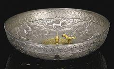 An Ottoman silver-gilt bowl, Ottoman provinces, 16th Century | Lot | Sotheby's