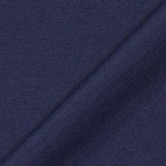Canvas - 140 cm, 15 - Bomull - Polyester - marinblått