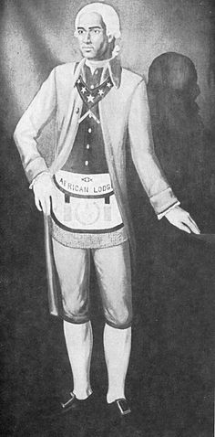 "Prince Hall (c.1735– December 7, 1807), ""was a tireless abolitionist and a leader of the free black community in Boston. Hall tried to gain New England's enslaved and free blacks a place in some of the most crucial spheres of society, Freemasonry, education and the military. He is considered the founder of ""Black Freemasonry"" in the United States, known today as Prince Hall Freemasonry."""