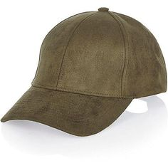 A cap in khaki AND suede? Dreams do come true! 5 Panel Cap, Panel Hat, Under Armour Sport, Under Armour Men, River Island, Sporty Chic, Dad Hats, Military Fashion, Womens Scarves