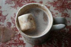 Best Homemade Hot Chocolate Mix  {recipe shoebox}