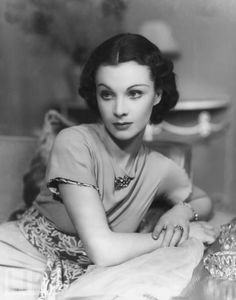 Vivien Leigh, like Gene Tierney struggled with mental and physical illness that threatened her career. A British actress, she won both her Academy Awards for transforming herself into a Southern Belle- Gone With the Wind / A Streetcar Named Desire, and held her own in stage and screen productions opposite second husband Laurence Olivier.