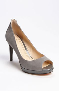 Cole Haan 'Chelsea' Open Toe Pump