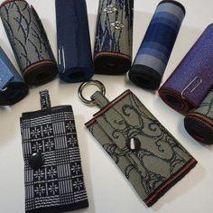 Tutorial: Kleingeldbörse für den Schlüssel aus Tatami Heri Bändern - nähRatgeber Personalized Items, Japanese Taste, Bags Sewing, Money