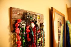 A Farm Wife's Life: Being Honest    Necklace Organization
